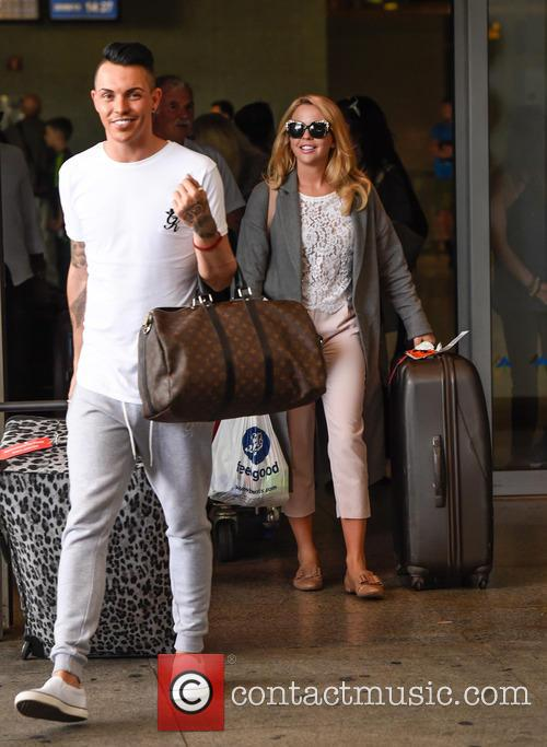 Lydia Rose Bright and Bobby Norris 2