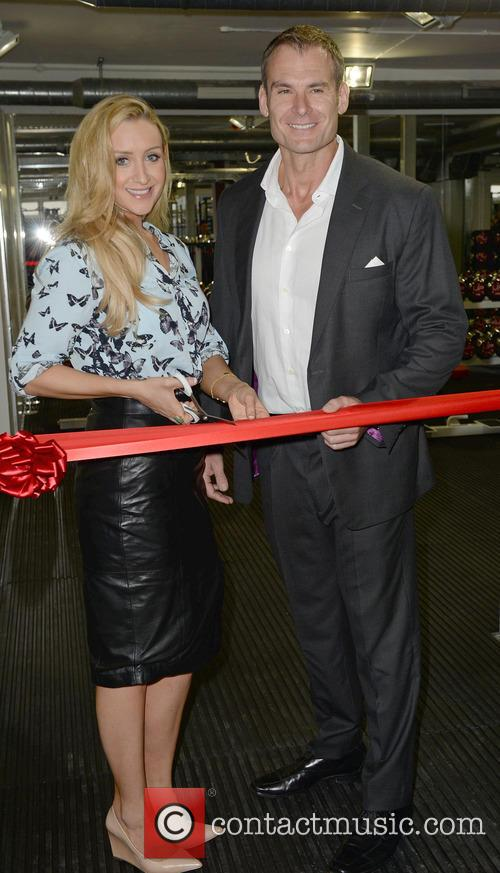 Cath Tyldesley and Nick Mitchell 2