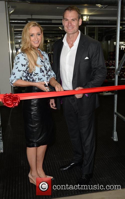 Cath Tyldesley and Nick Mitchell 1