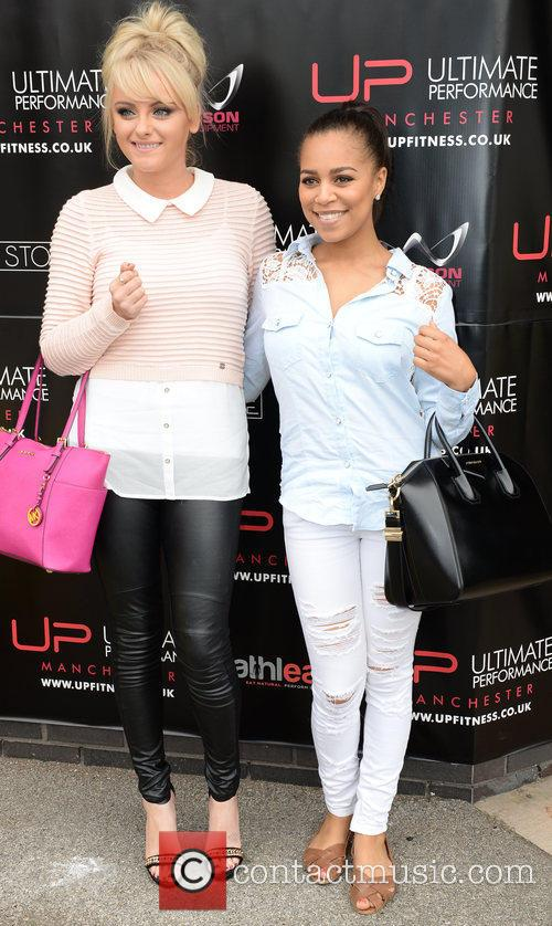 Katie Mcglynn and Tisha Merry 2