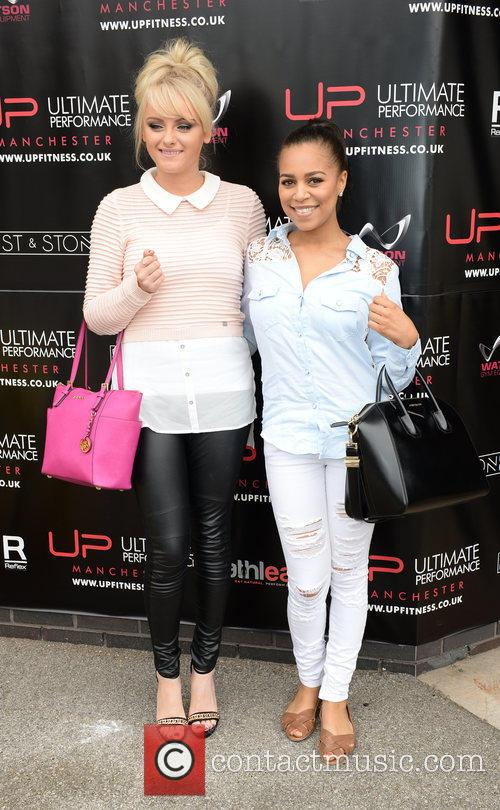 Katie Mcglynn and Tisha Merry 1