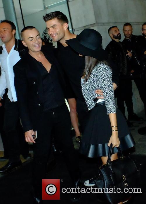 Versace and Julien Mcdonald 1