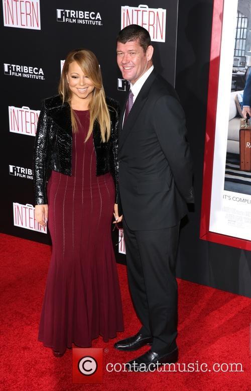Mariah Carey and James Packer 2