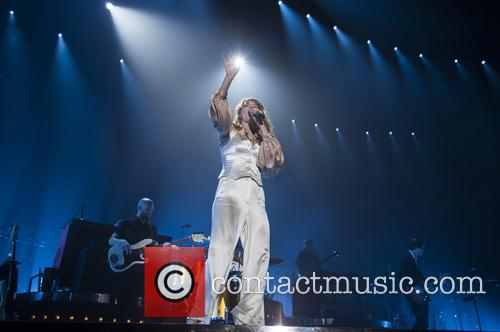 Florence Welch and Florence + The Machine 4