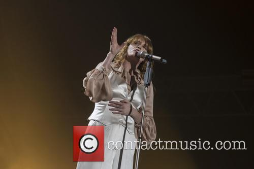 Florence Welch and Florence + The Machine 6