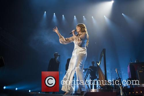 Florence Welch and Florence + The Machine 8