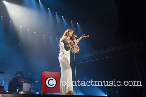 Florence Welch and Florence + The Machine 1