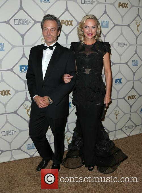 Salvator Xuereb and Elaine Hendrix 1