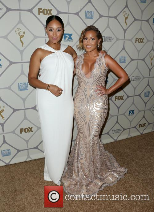 Tamera Darvette Mowry-housley and Adrienne Bailon 1