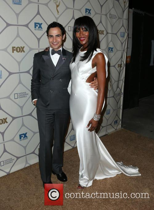 Zac Posen and Naomi Campbell 1