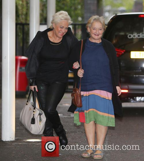 Denise Welch and Janine Duvitski 2