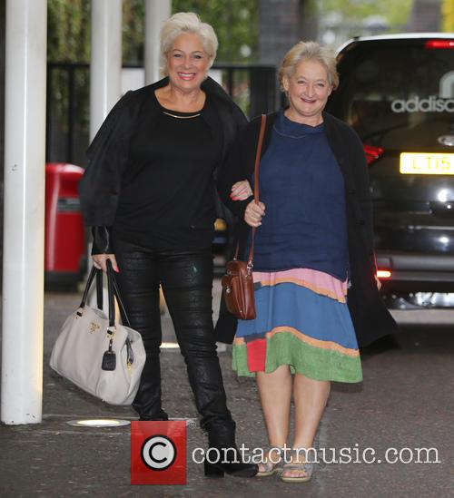 Denise Welch and Janine Duvitski 3
