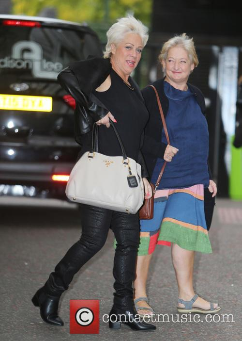 Denise Welch and Janine Duvitski 4