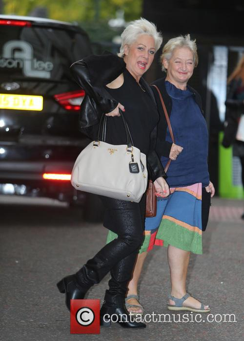 Denise Welch and Janine Duvitski 5