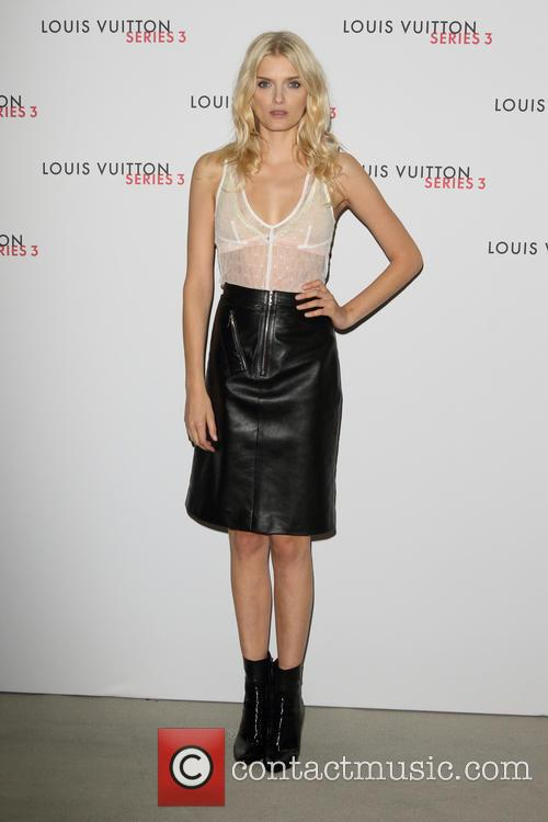 Louis Vuitton and Lily Donaldson 2
