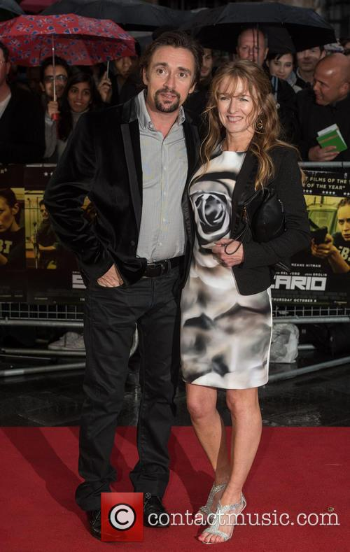 Amanda Etheridge and Richard Hammond 4