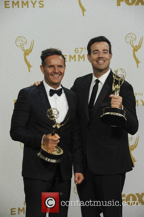 The 67th Emmy Awards Pressroom