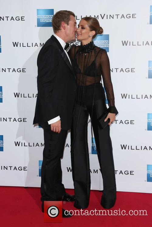 William Banks-blaney and Millie Mackintosh 2