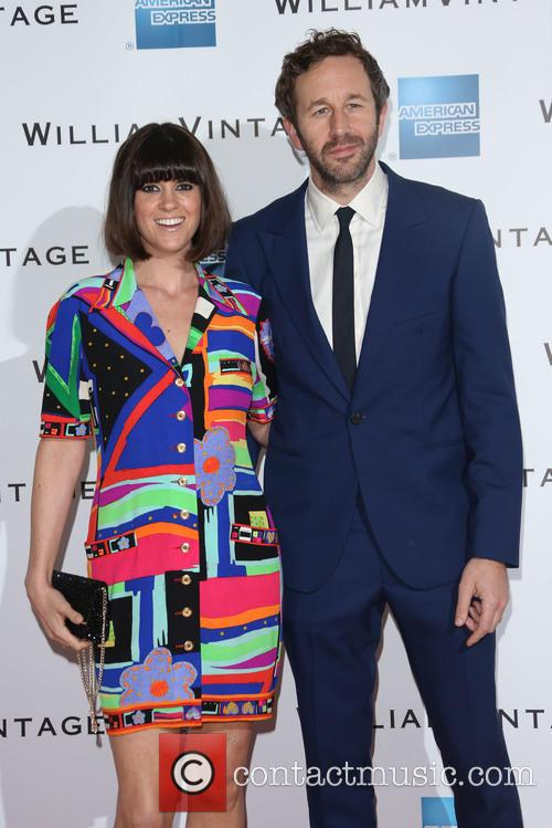 Dawn O'porter and Chris O'dowd 3