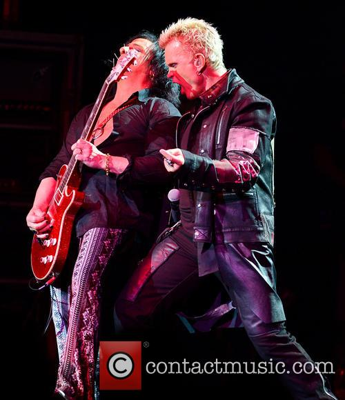 Steve Stevens and Billy Idol 2