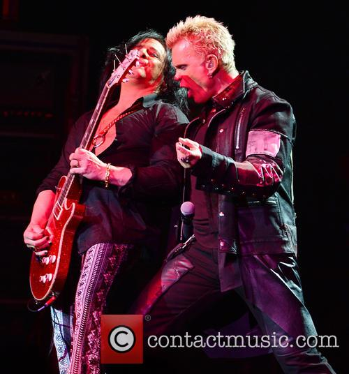 Steve Stevens and Billy Idol 3