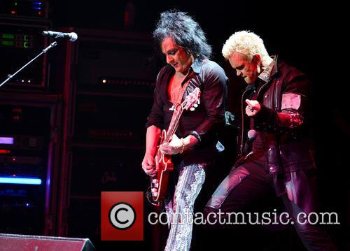 Steve Stevens and Billy Idol 4