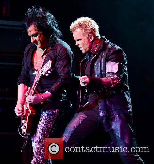 Steve Stevens and Billy Idol 5