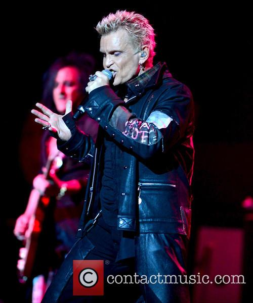 Steve Stevens and Billy Idol 8