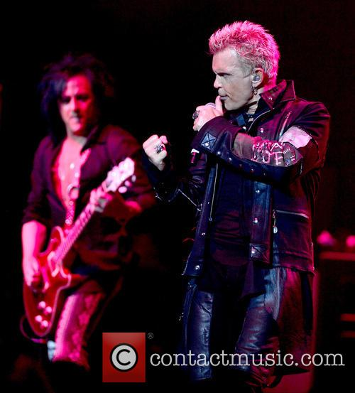 Steve Stevens and Billy Idol 9