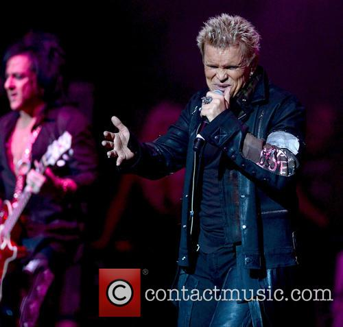 Steve Stevens and Billy Idol 10