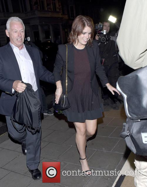 Celebrities arrive at Claridge's after the LOVE Magazine...