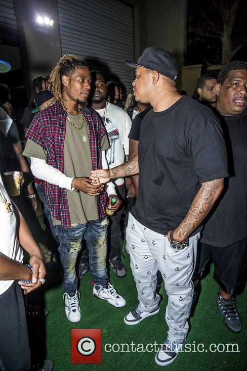 Curtis Young and Fetty Wap 2
