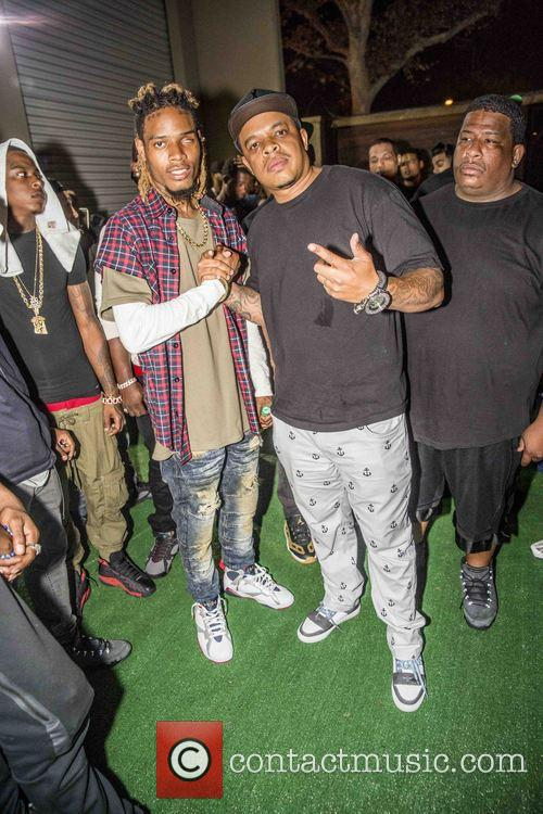 Curtis Young and Fetty Wap 6