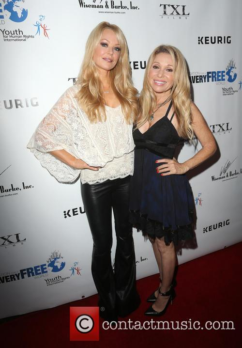 Charlotte Ross and Eg Daily