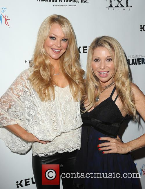 Charlotte Ross and Eg Daily 4