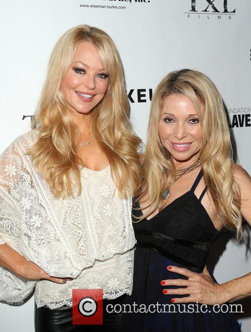 Charlotte Ross and Eg Daily 1