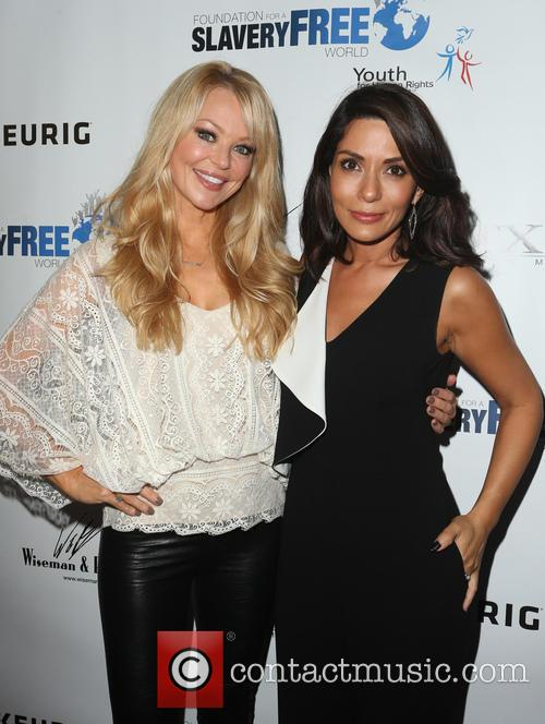 Charlotte Ross and Marisol Nichols 4