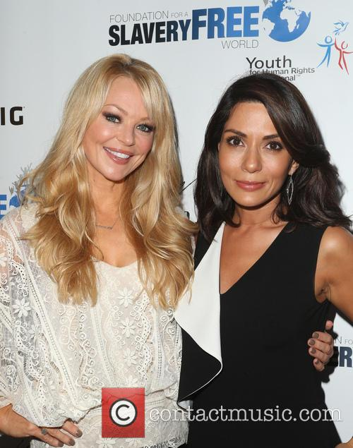 Charlotte Ross and Marisol Nichols 5