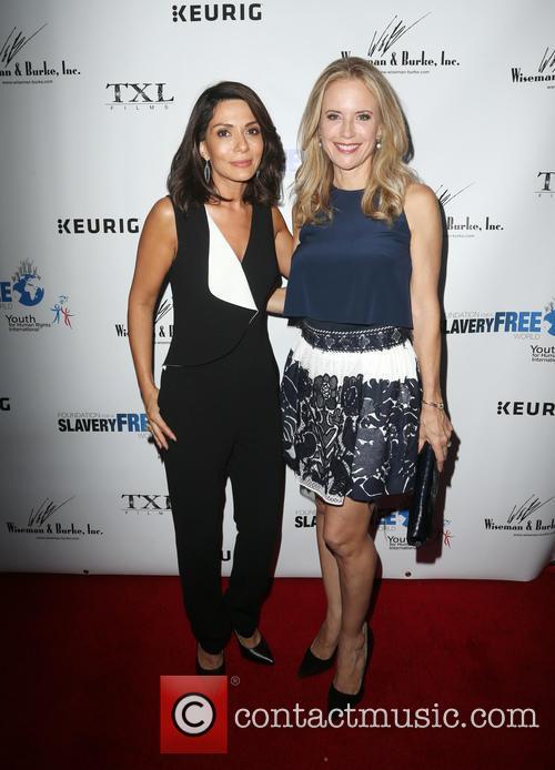 Marisol Nichols and Kelly Preston 3