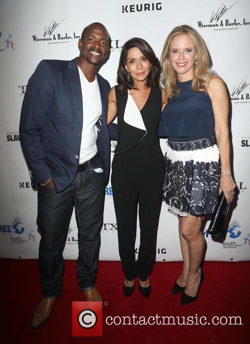 Keith Robinson, Marisol Nichols and Kelly Preston 3