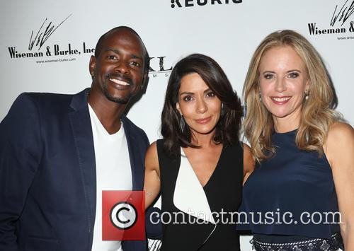 Keith Robinson, Marisol Nichols and Kelly Preston 4