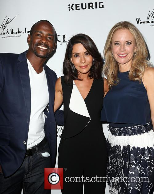 Keith Robinson, Marisol Nichols and Kelly Preston 1