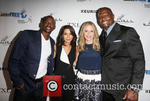 Keith Robinson, Marisol Nichols, Kelly Preston and Terry Crews 1