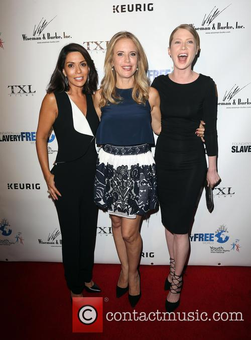 Marisol Nichols, Kelly Preston and Emma Booth 2