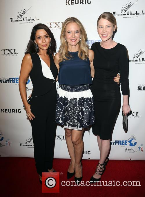 Marisol Nichols, Kelly Preston and Emma Booth 3