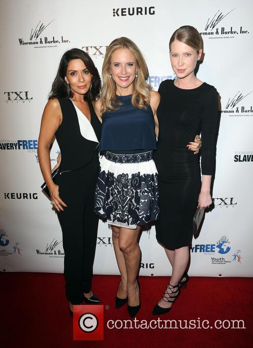 Marisol Nichols, Kelly Preston and Emma Booth 4