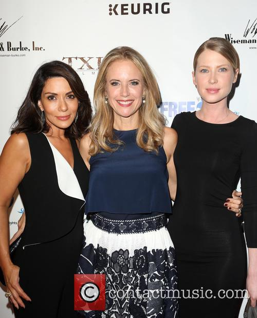 Marisol Nichols, Kelly Preston and Emma Booth 6