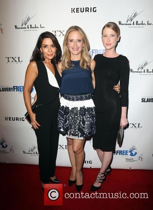 Marisol Nichols, Kelly Preston and Emma Booth 1