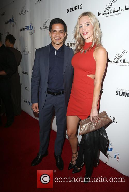Nicholas Gonzalez and Kelsey Crane 1