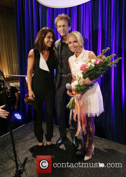 Marisol Nichols and Kristin Chenoweth 2